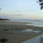 e questa è la spiaggia... :-(