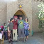 Shukran Rachid et Isabelle