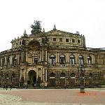 Dresden, gorgeous old city & they hv very lovely tasty cheese cake!