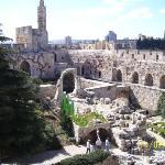 Torre de David, Jerusalem (ciudad vieja)