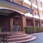 Apartment Hotel in Ban Kok, Khon Kaen