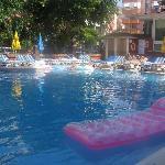 HTL Riviera pool