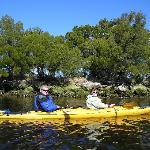 plenty of great kayaking nearby