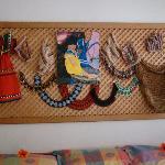 Ngobe Bugle tribal artifacts