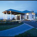 Resort Reception Porte Cochere