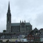 St Colmans Cathedral in Cobh, 15 miles from Cork City.