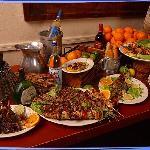 Fish and Kebabs