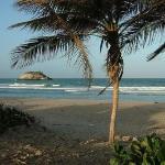 Isla Margarita, Playa el Agua
