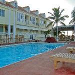 Club Comanche pool