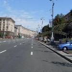 Bilde fra Khreshchatyk gate