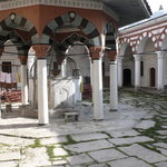 in a mosque (Shumen, Bulgaria)