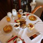 Antonia's Breakfast Table