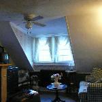 Großes, gemütliches Zimmer