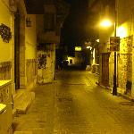 Kaleici late at night