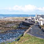 Enniscrone towards the seaweed baths