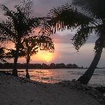 sunrise near Villas del Mar II