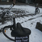 Bike tour bikes