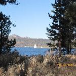 Observatory on big bear lake