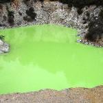 Sulphur Pool, Wai-o-tapu