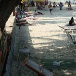 le laisseraller a la plage,n'importe quoi ... rien n'est ramassé et rien donne envie d'y aller