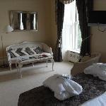 La Haule Manor room 2
