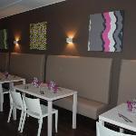 restaurant (entièrement rénové)