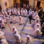 L'uscita dei Confratelli dalla Chiesa di San Girolamo