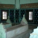 Inside the Tomb of Prince Ahmet