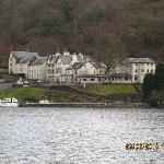 Cruising on Loch Lomond