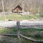 the general 'feel' of the property is rustic