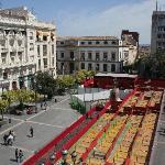 View on Plaza de Tendillas