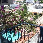 balcony wiew