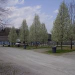 Nice size level lots for RVing Great for reuions & get togethers.
