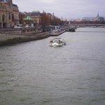 La seine, Paris (France)
