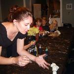 Kids arts and crafts event
