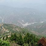 View from Deolo - highest point in Kalimpong