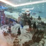 Ski Dubai at Emirates Mall