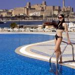 Grand Hotel Excelsior Malta  - Beach