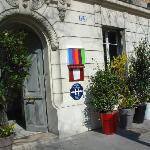 Foto de Hotel Tolbiac