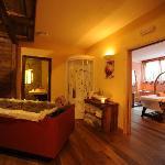 Benessere all'Hotel Shandranj