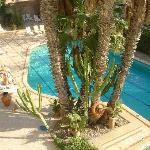 pool area hotel Kamal