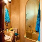 Salle de bain - Chambre Bleue