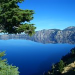 Crater Lake - Summer