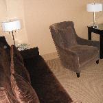 Suite - Sitting room area