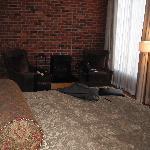 Suite - Bedroom area
