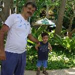 dariyan &his father