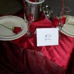 Dinner Packages in Suite