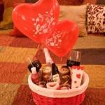 Dove Gift basket