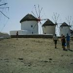 Agricultural Museum and Boni Windmill Bild