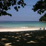 綠中海翡翠灣,碧海藍天白砂